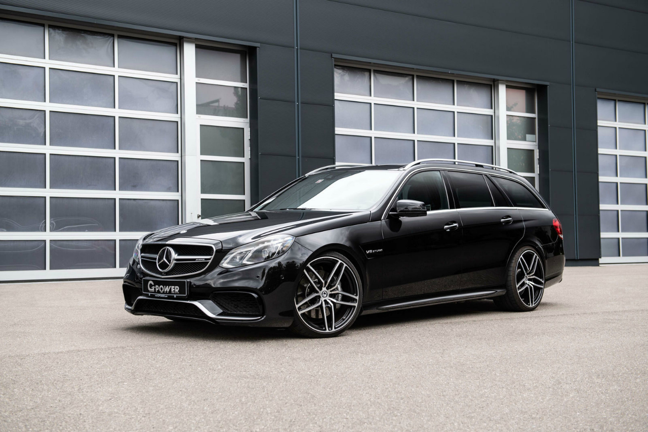 tuners g power mercedes e63s amg estate 800 afbeeldingen. Black Bedroom Furniture Sets. Home Design Ideas