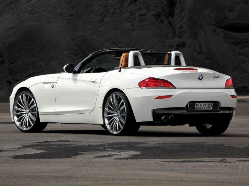 BMW Z4 sDrive35is krijgt upgrade van Kelleners Sport ...