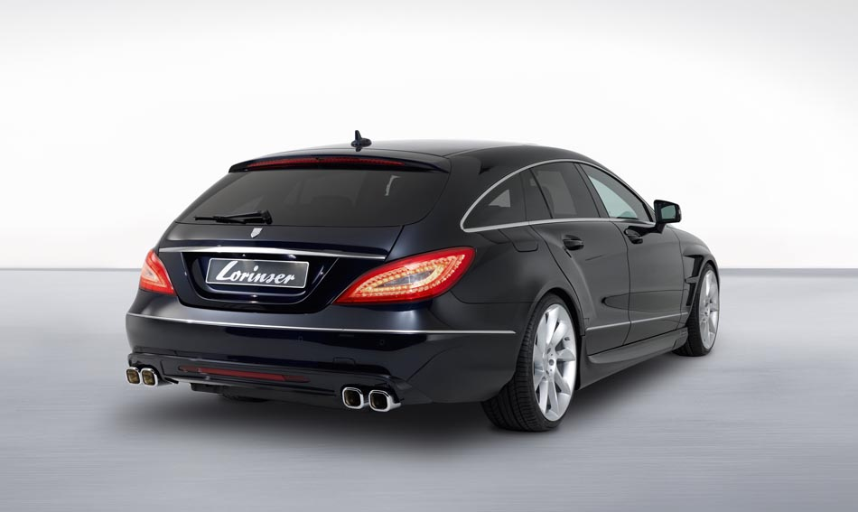 lorinser mercedes cls shooting brake. Black Bedroom Furniture Sets. Home Design Ideas