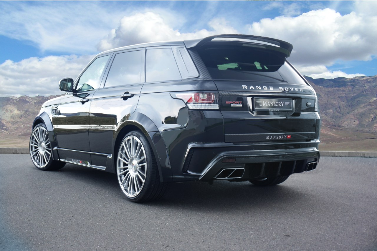 mansory range rover sport you know the drill. Black Bedroom Furniture Sets. Home Design Ideas