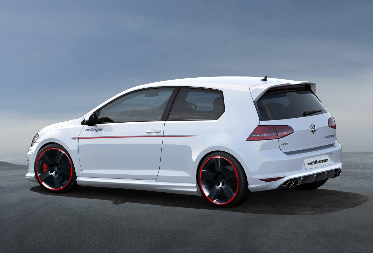 Ford Escape Lease >> Foto: Tuners Oettinger Volkswagen Golf 7 GTI GTD Oettinger ...