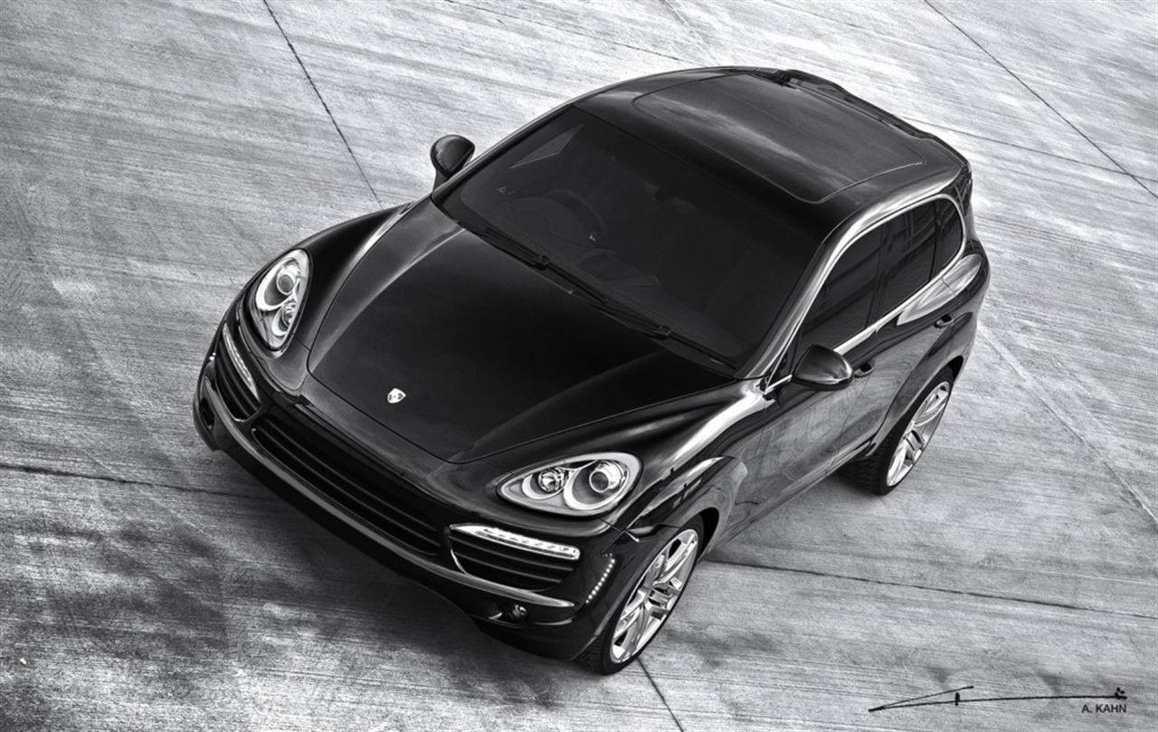 project kahn doet de porsche cayenne opnieuw. Black Bedroom Furniture Sets. Home Design Ideas