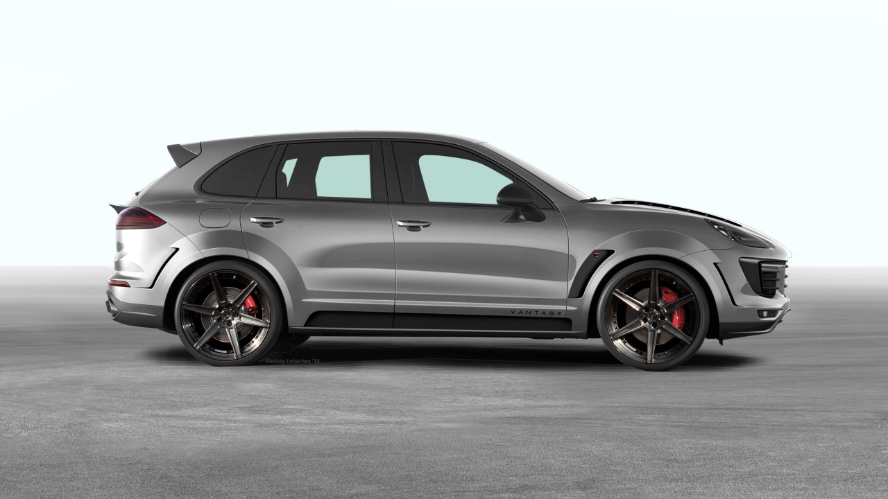 topcar porsche cayenne vantage 2015 lekker dik. Black Bedroom Furniture Sets. Home Design Ideas