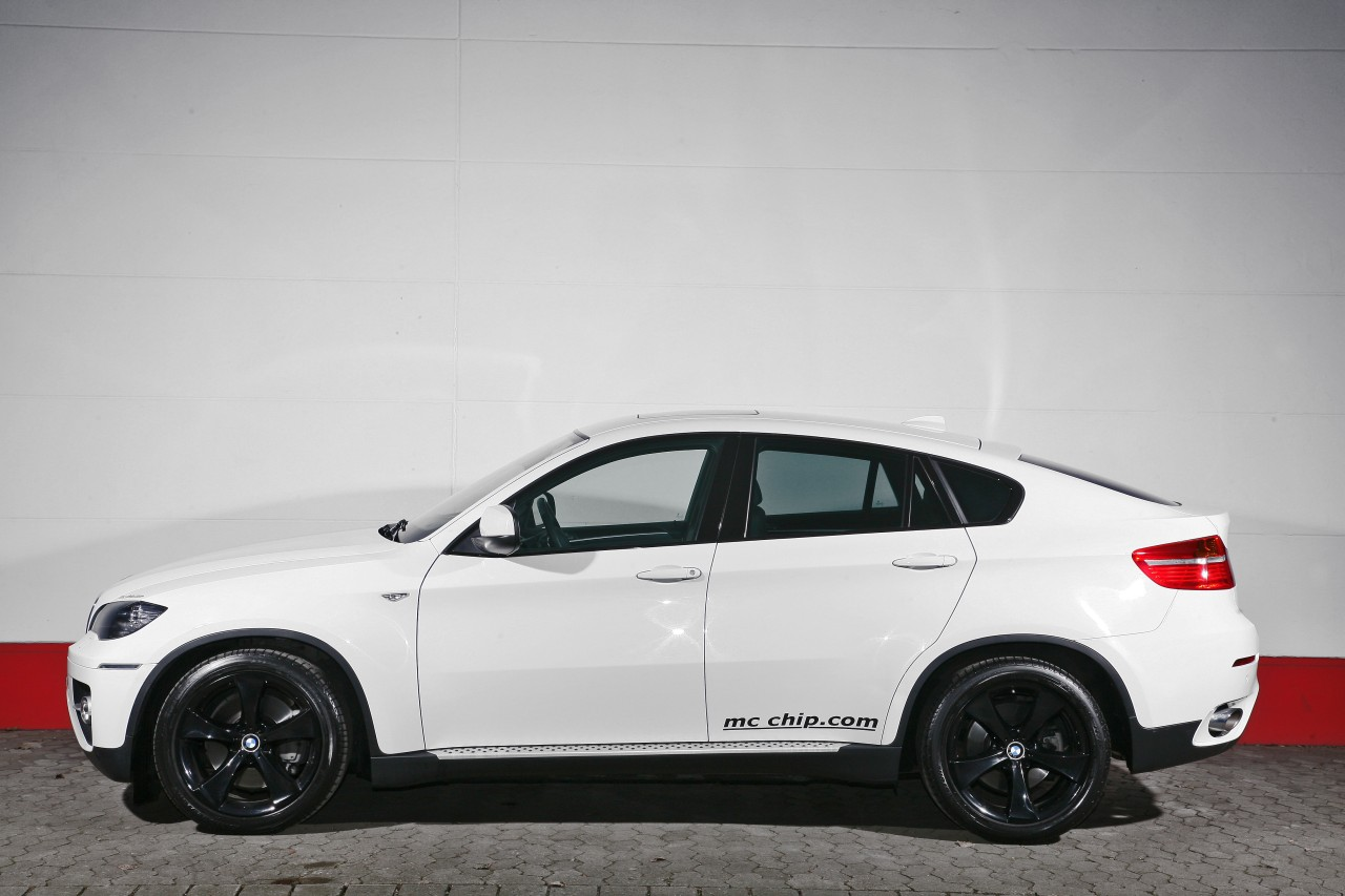 Bmw X6 White Shark Autoblog Nl