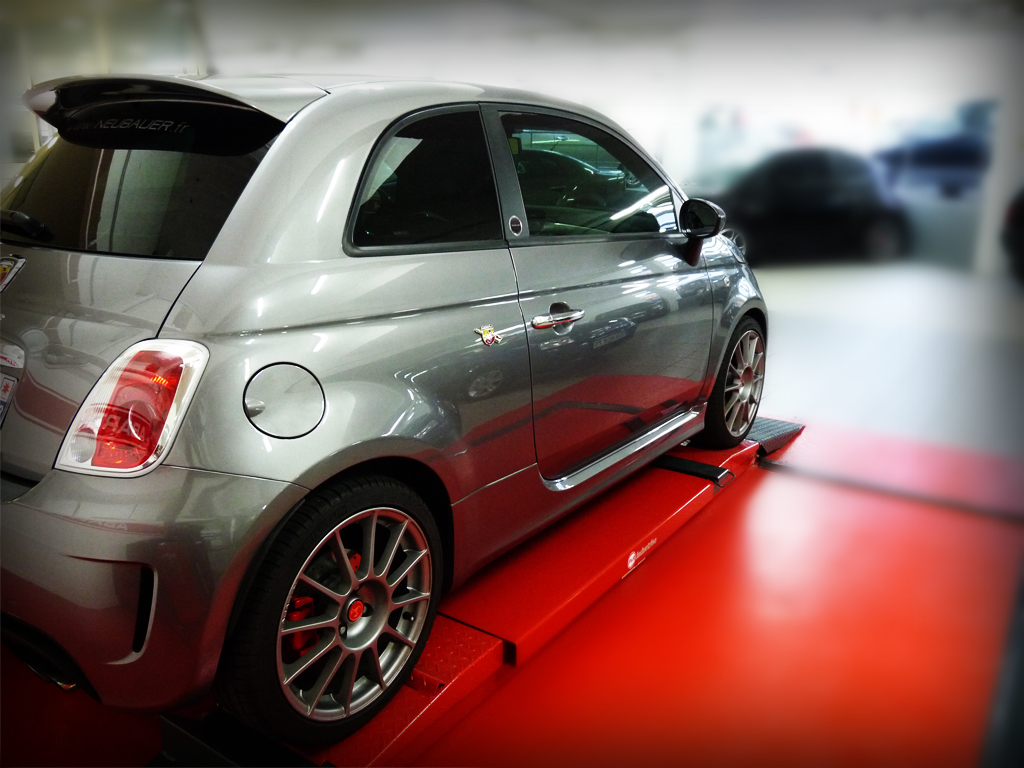 abarth 500 limited edition by neubauer. Black Bedroom Furniture Sets. Home Design Ideas