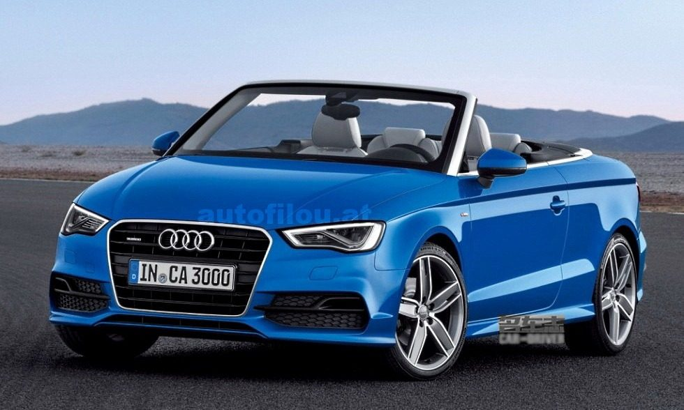 foto audi 0 gelekt audi a3 cabrio 2014 audi a3 cabrio 2014 01. Black Bedroom Furniture Sets. Home Design Ideas
