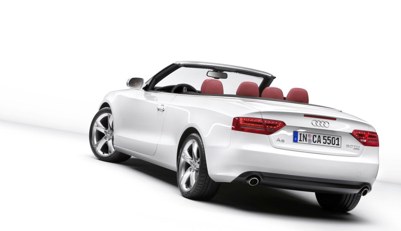 prijzen audi a5 cabrio bekend. Black Bedroom Furniture Sets. Home Design Ideas