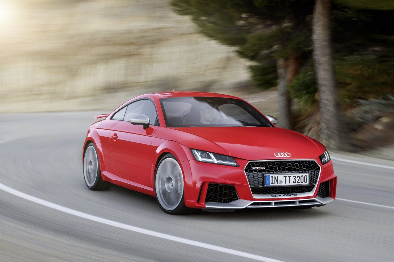 officieel de nieuwe audi tt rs inclusief cabrio. Black Bedroom Furniture Sets. Home Design Ideas