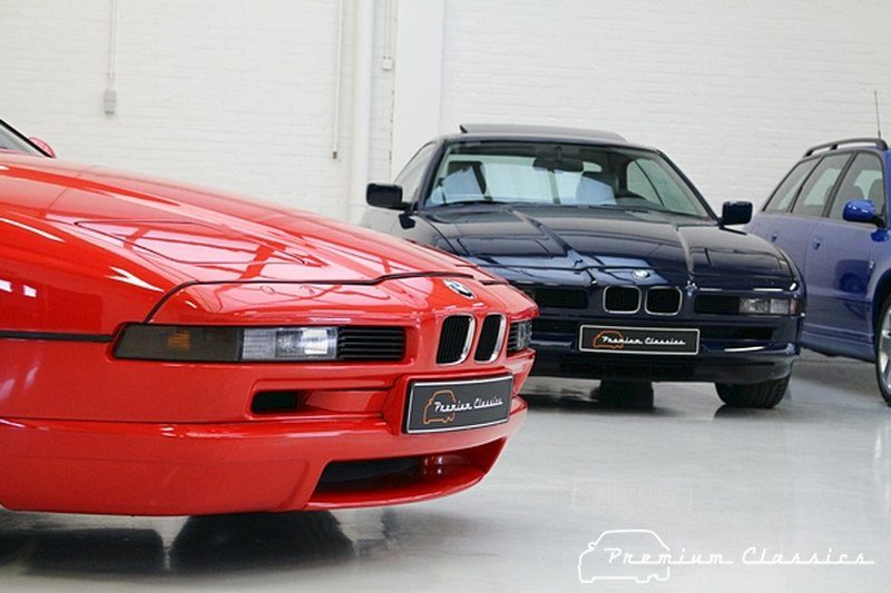 bmw 850 csi met 2 ton op de teller durf jij het aan. Black Bedroom Furniture Sets. Home Design Ideas