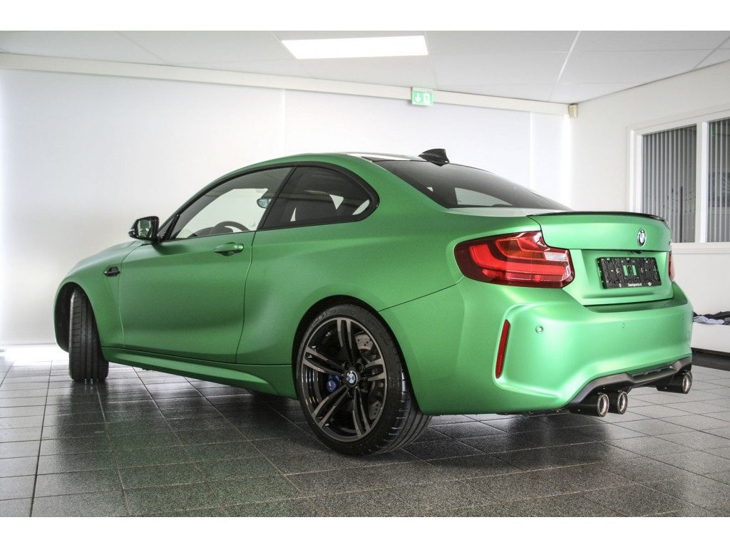 foto bmw 0 divers bmw m2 gifgroen occasion m2 gifgroen occasion 00001. Black Bedroom Furniture Sets. Home Design Ideas
