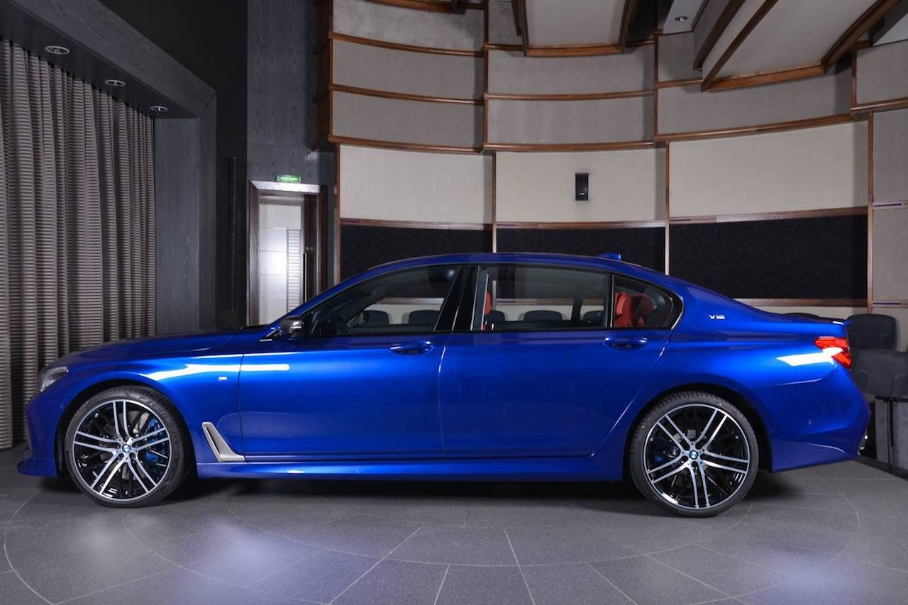 Marino Chrysler Jeep Dodge >> In your face! De M760Li in San Marino Blue - Autoblog.nl