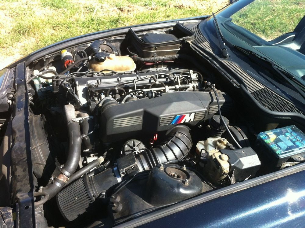 Lexus Is Lease >> Foto: BMW 0 Divers BMW Z1 E34 M5 Swap BMW Z1 E34 M5 Engine Swap 02 : Autoblog.nl