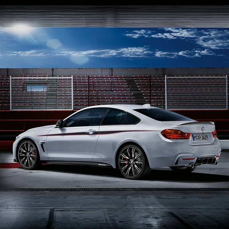 Dit Is De BMW 4 Serie Cabrio Met M Performance Opsmuk