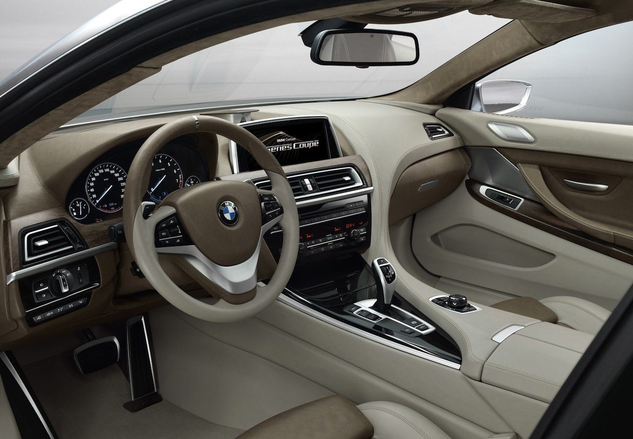 Bmw toont concept 6 series coup in parijs bmw7forum for Bmw serie 7 interieur