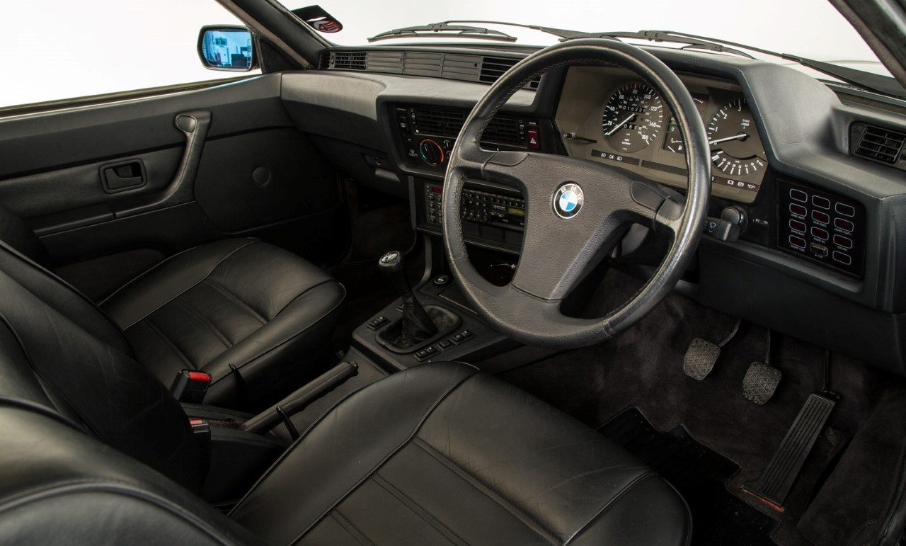 De bmw e24 635 csi the observer coupe for Interieur 635 csi