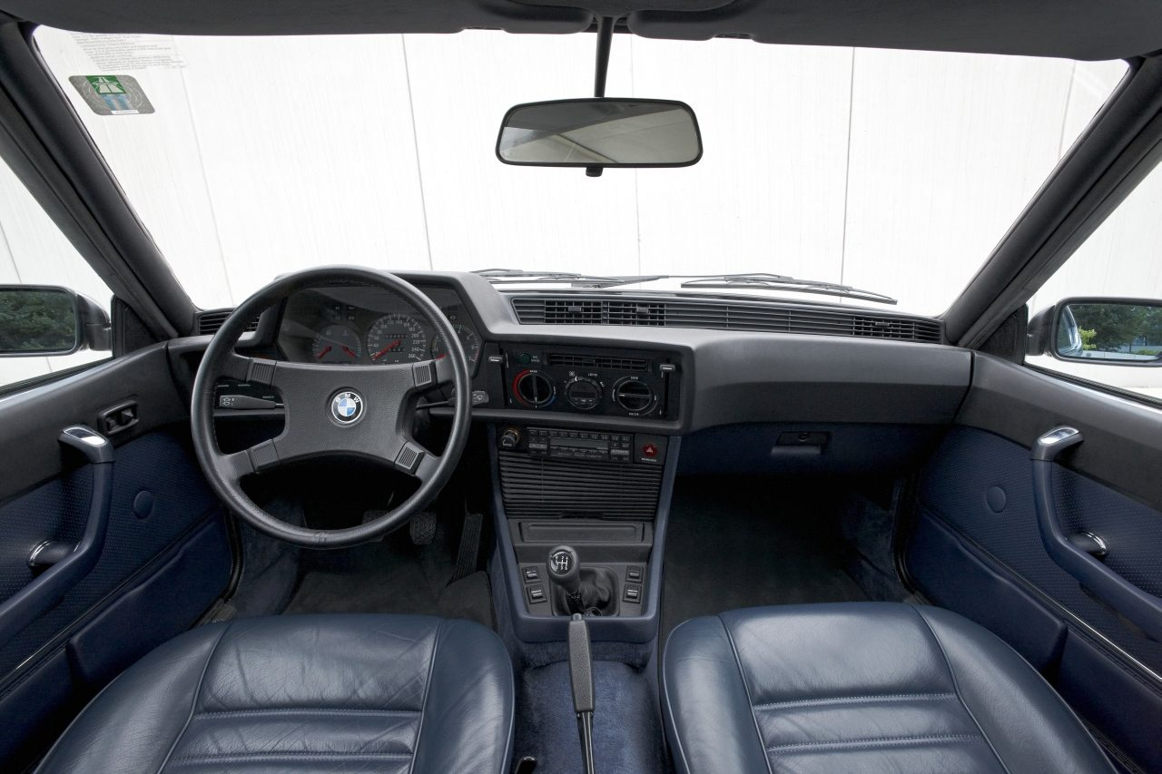 Bmw 6 Serie E24 Youngtimer In Beeld Autoblog Nl