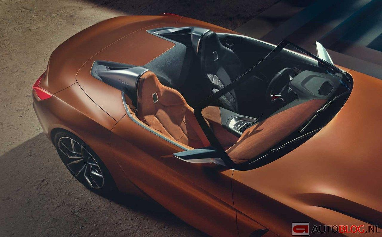 New Bmw Z4 Concept Unveiled