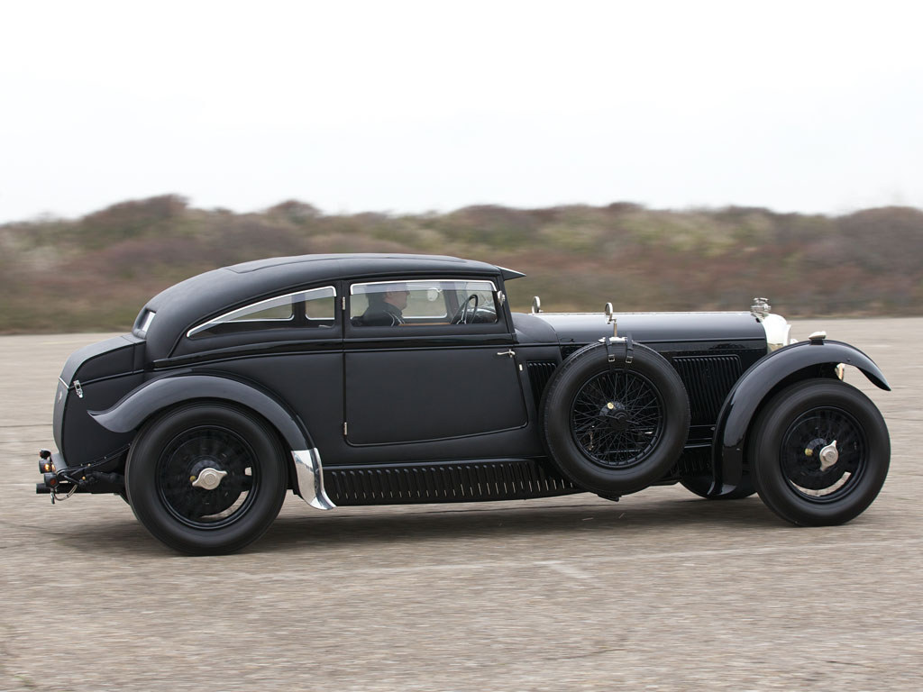 Foto Bentley 0 Divers Bentley Blue Train 1930 Replica