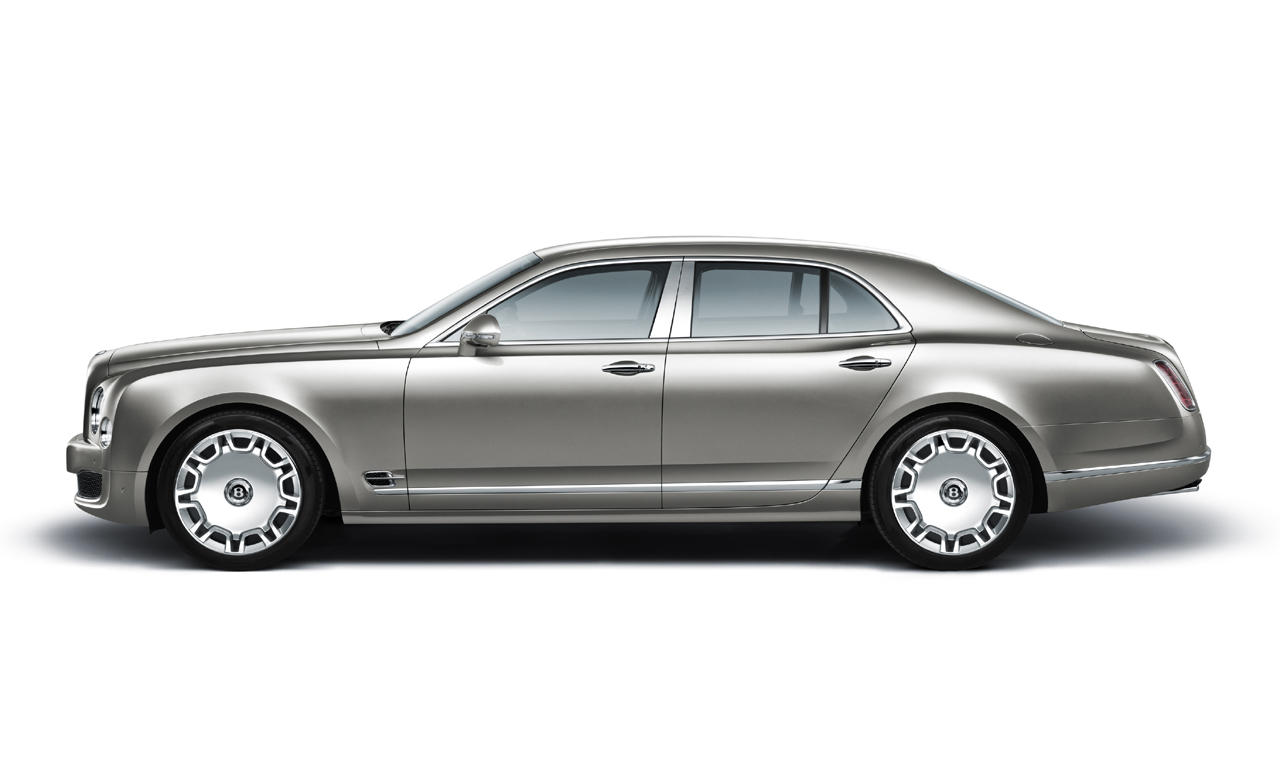 Foto Bentley Mulsanne Bentley Mulsanne 02 Autoblog Nl
