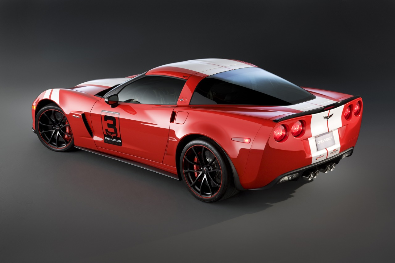 Chevrolet Corvette Z06 Ron Fellows Tribute SEMA 2011