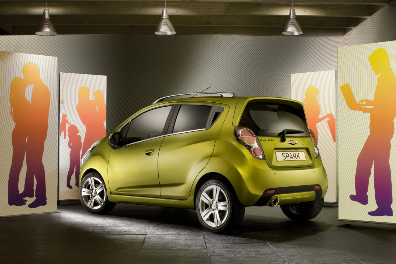 foto chevrolet spark 2010 chevrolet spark 2010 03. Black Bedroom Furniture Sets. Home Design Ideas