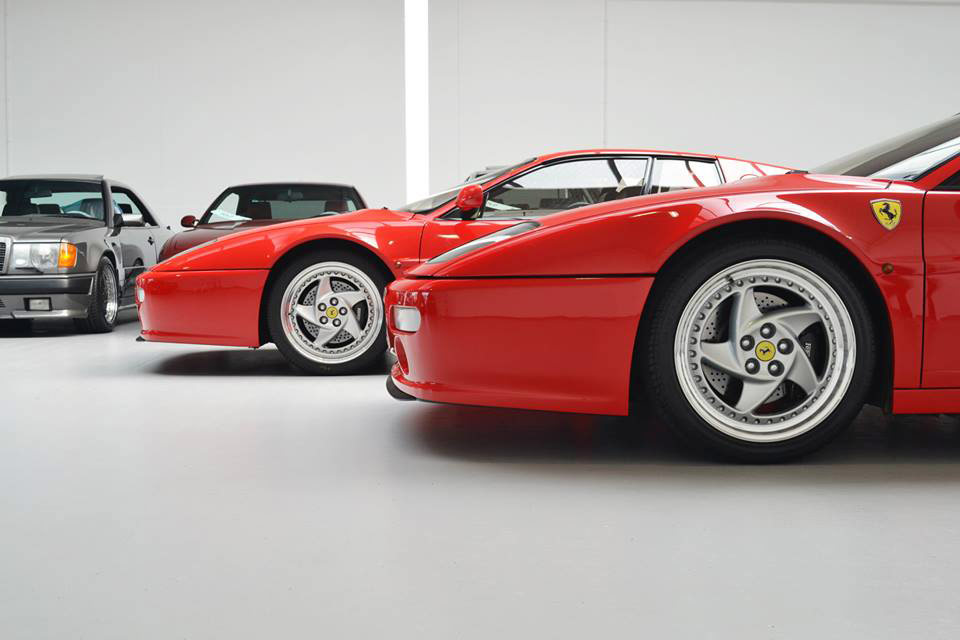 er staan twee ferrari f512 m s te koop in alkmaar. Black Bedroom Furniture Sets. Home Design Ideas