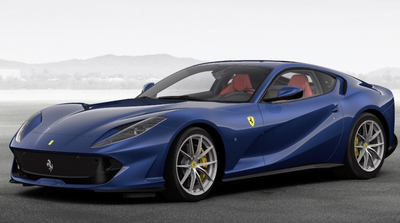 Bouw Nu De Ferrari 812 Superfast Van Je Dromen 96966 on infiniti jeep