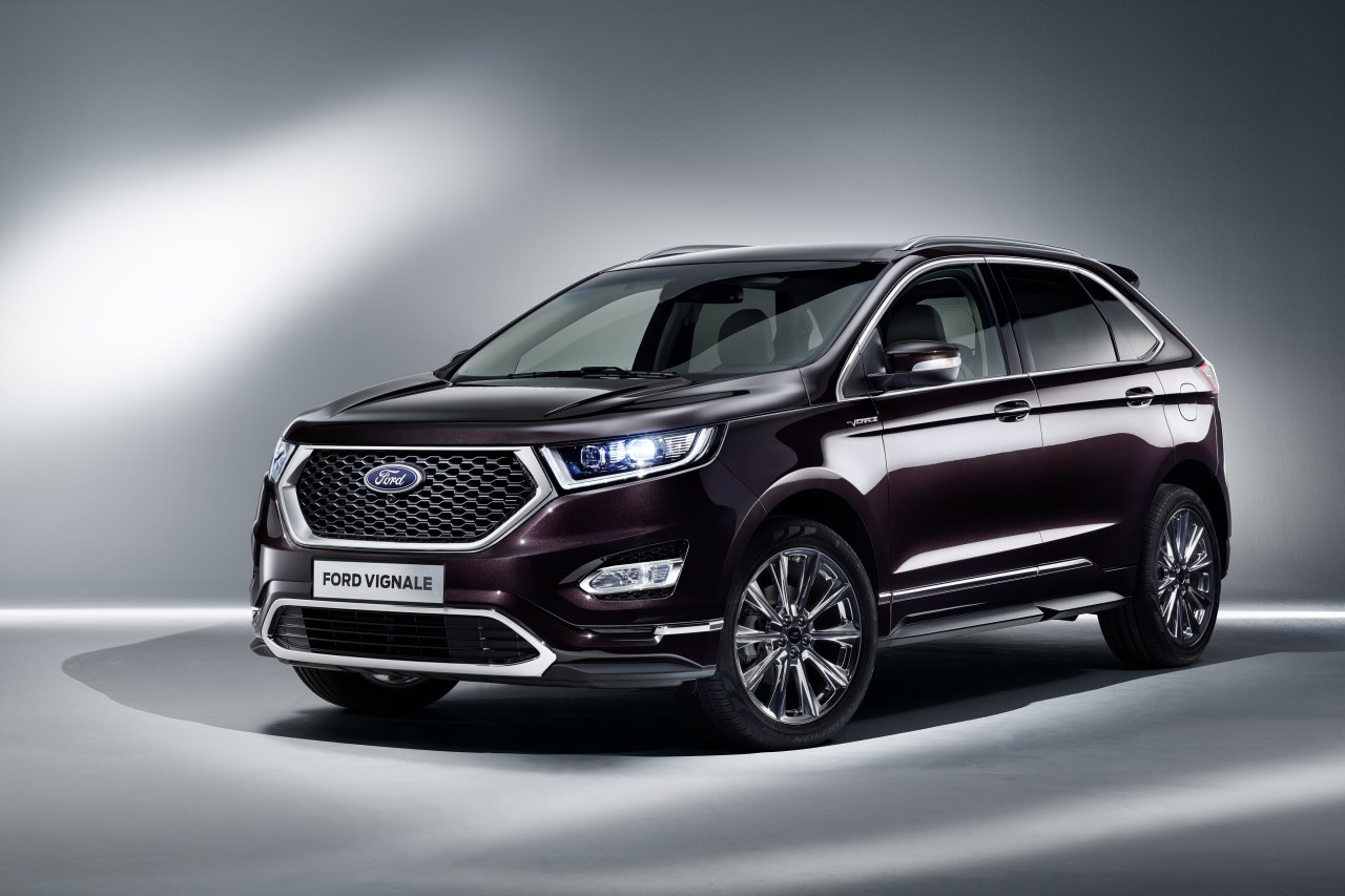 Ford edge 2015 latinoamerica unida