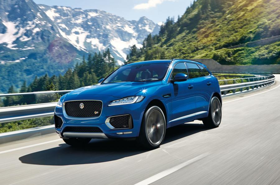 jaguar f pace dit betaal je voor een suv met klauwen. Black Bedroom Furniture Sets. Home Design Ideas