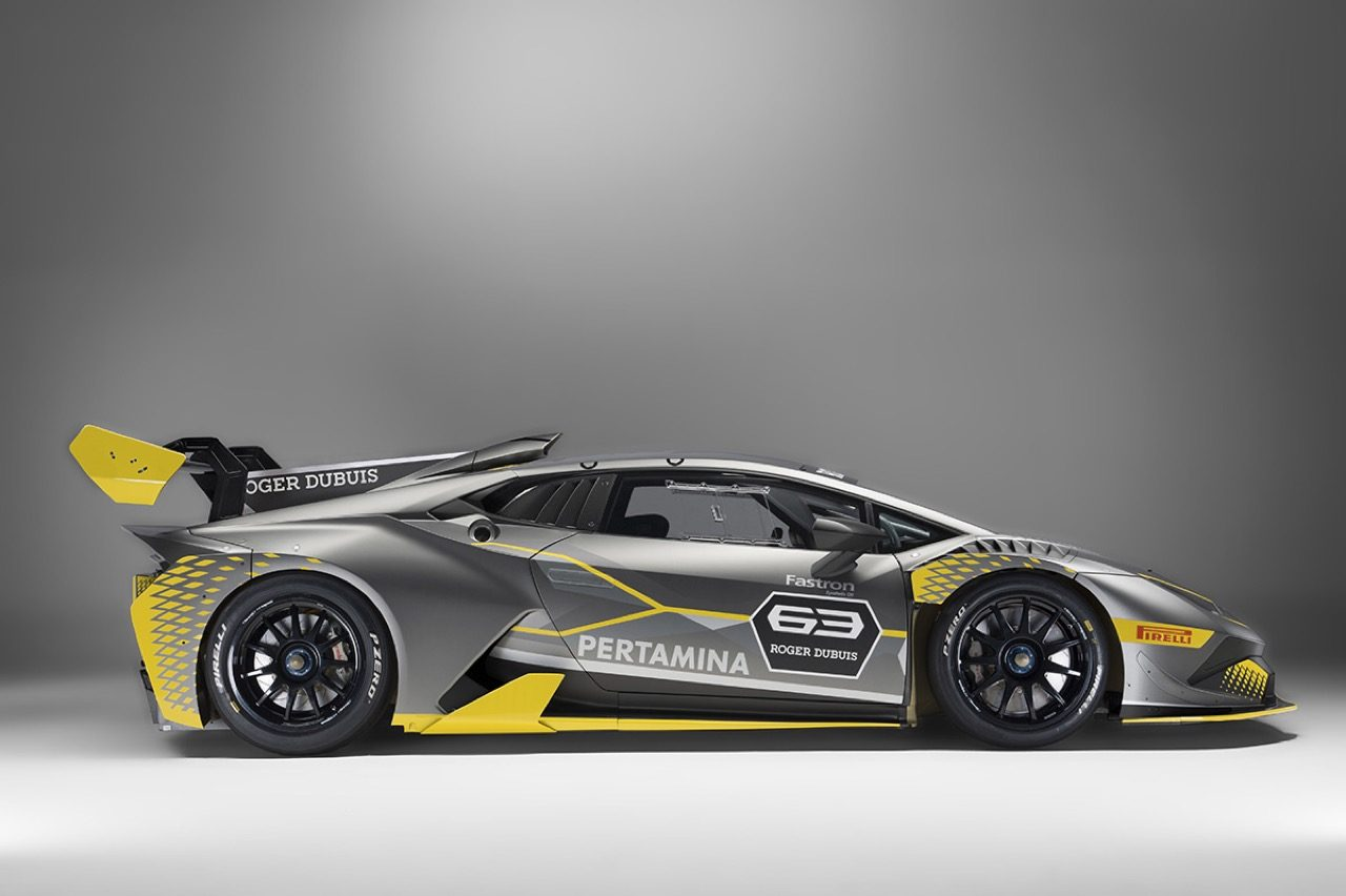 dit is de lamborghini huracan super trofeo evo. Black Bedroom Furniture Sets. Home Design Ideas