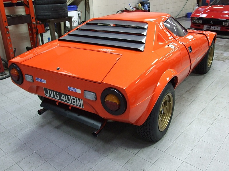 pssst lancia stratos prototype 1973 kopen. Black Bedroom Furniture Sets. Home Design Ideas