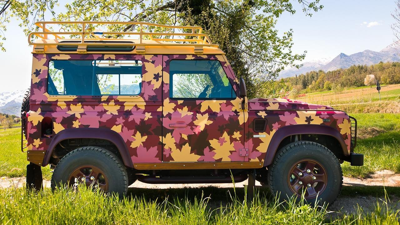 Foto Land Rover 0 Divers Land Rover Defender Vineyard