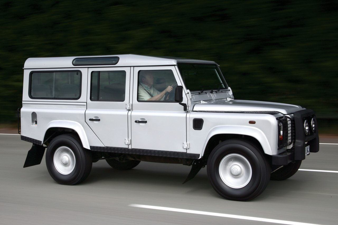 Land Rover Defender Youngtimer In Beeld Autoblog Nl