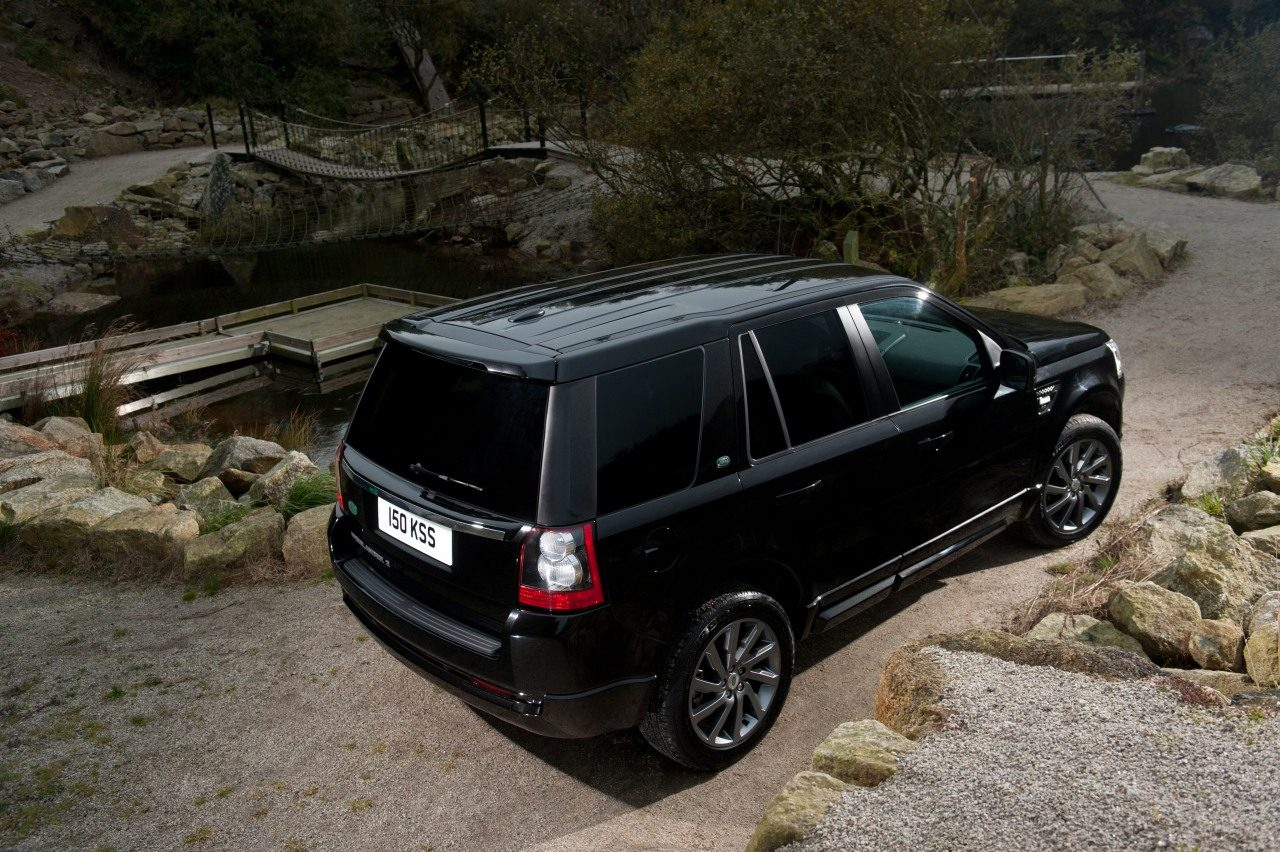 land rover freelander 2 sport limited edition. Black Bedroom Furniture Sets. Home Design Ideas