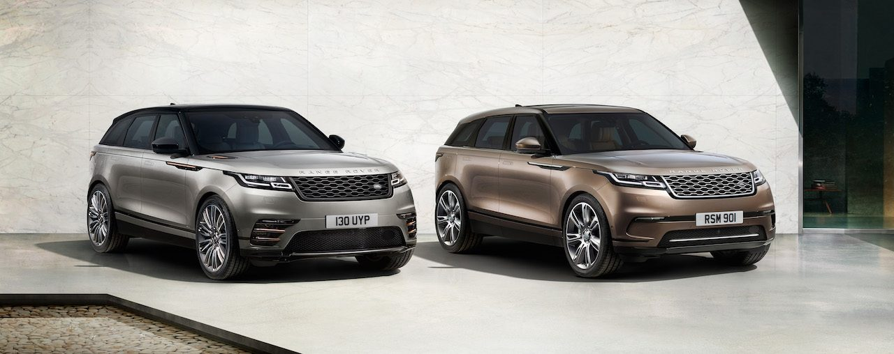 Officieel dit is de range rover velar for Interieur range rover velar