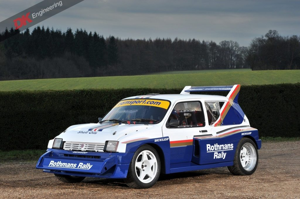 is deze mg metro 6r4 rallywagen de duurste mg ooit. Black Bedroom Furniture Sets. Home Design Ideas