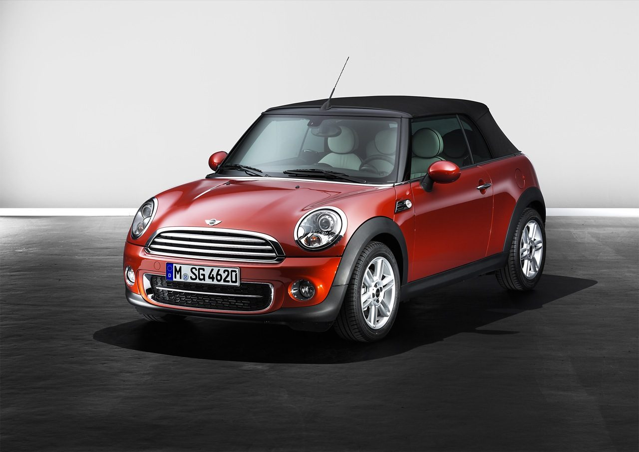 foto mini cooper d cabrio mini one diesel cabrio 09. Black Bedroom Furniture Sets. Home Design Ideas