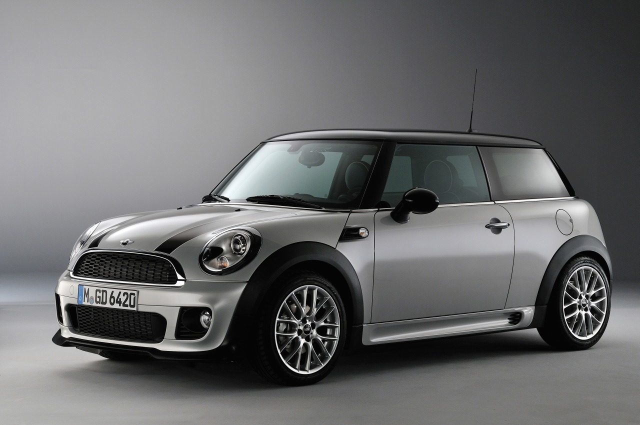 Foto Mini Cooper John Cooper Works Pakket Mini Cooper Sd
