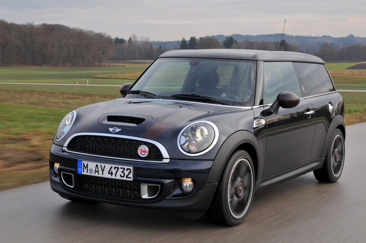 Marino Chrysler Jeep Dodge >> MINI Cooper SD Clubman 50 Hampton Edition - Autoblog.nl