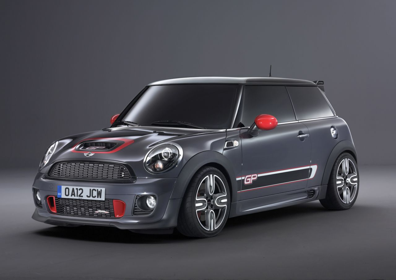 mini john cooper works gp krijgt slechts 218 pk updated. Black Bedroom Furniture Sets. Home Design Ideas