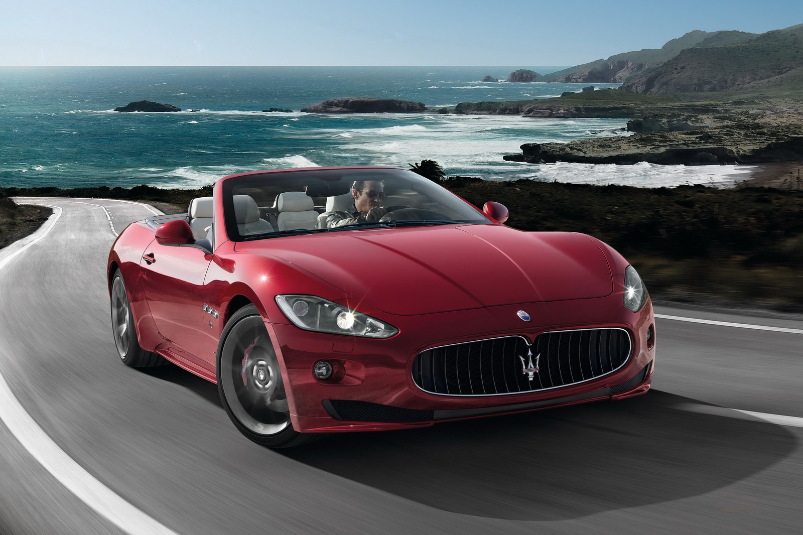 maserati grancabrio sport configurator en video. Black Bedroom Furniture Sets. Home Design Ideas