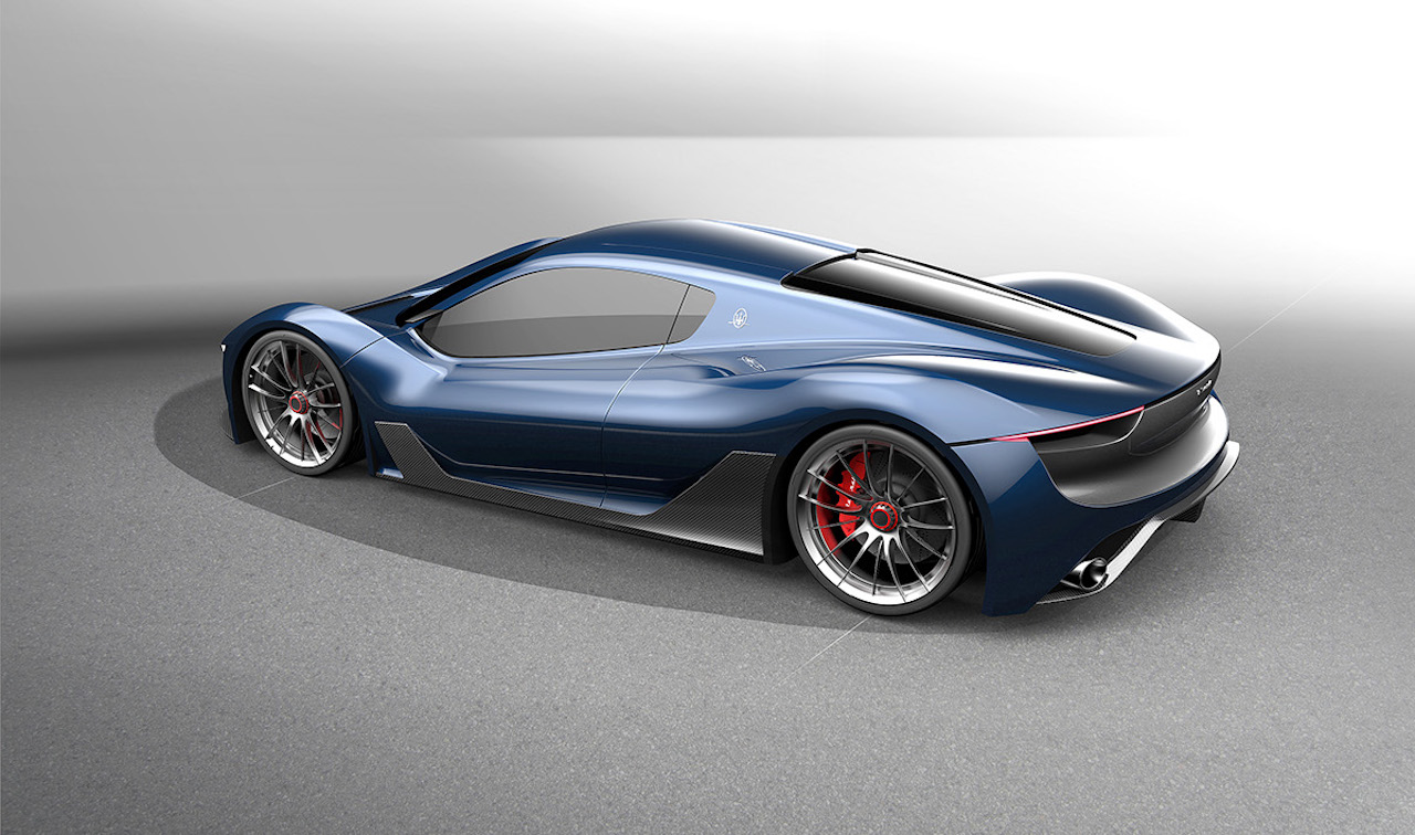 Lexus Is Lease >> Maserati MC 63 design concept afbeeldingen : Autoblog.nl