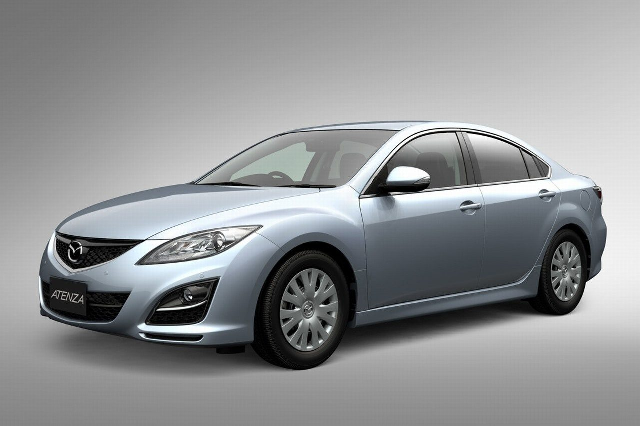2012 mazda 6 facelift. Black Bedroom Furniture Sets. Home Design Ideas