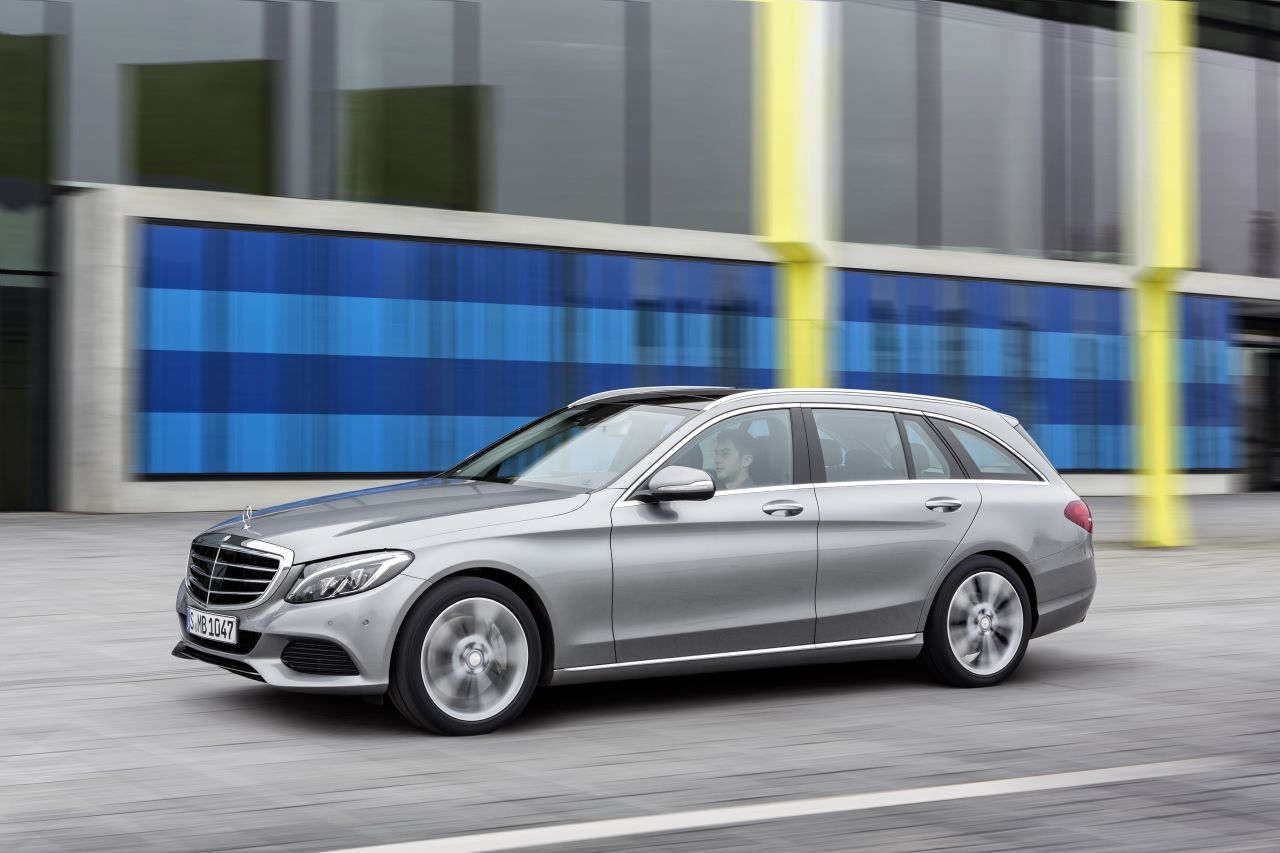 Mercedes benz c350 plug in hybrid promises 20 miles ev for Hybrid mercedes benz
