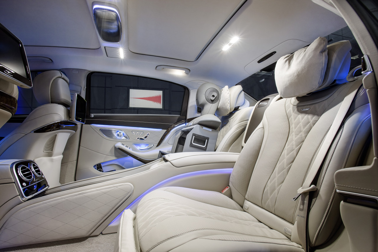 officieel ultraluxe mercedes maybach s klasse. Black Bedroom Furniture Sets. Home Design Ideas