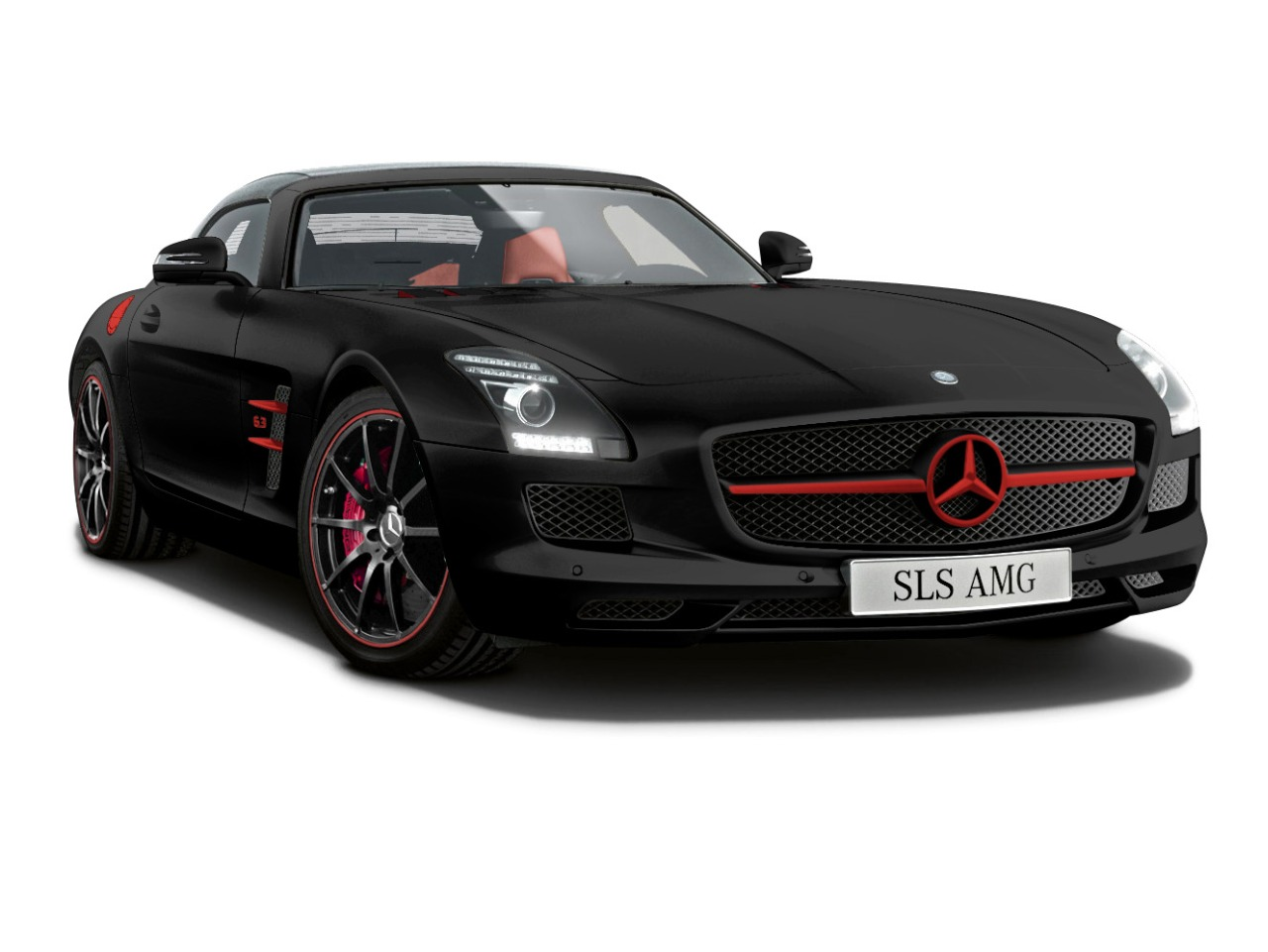 mercedes sls amg matt edition 2012 afbeeldingen. Black Bedroom Furniture Sets. Home Design Ideas
