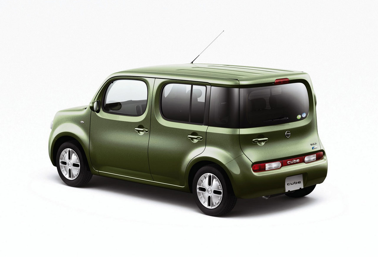 dit is de nieuwe nissan cube ook voor europa. Black Bedroom Furniture Sets. Home Design Ideas