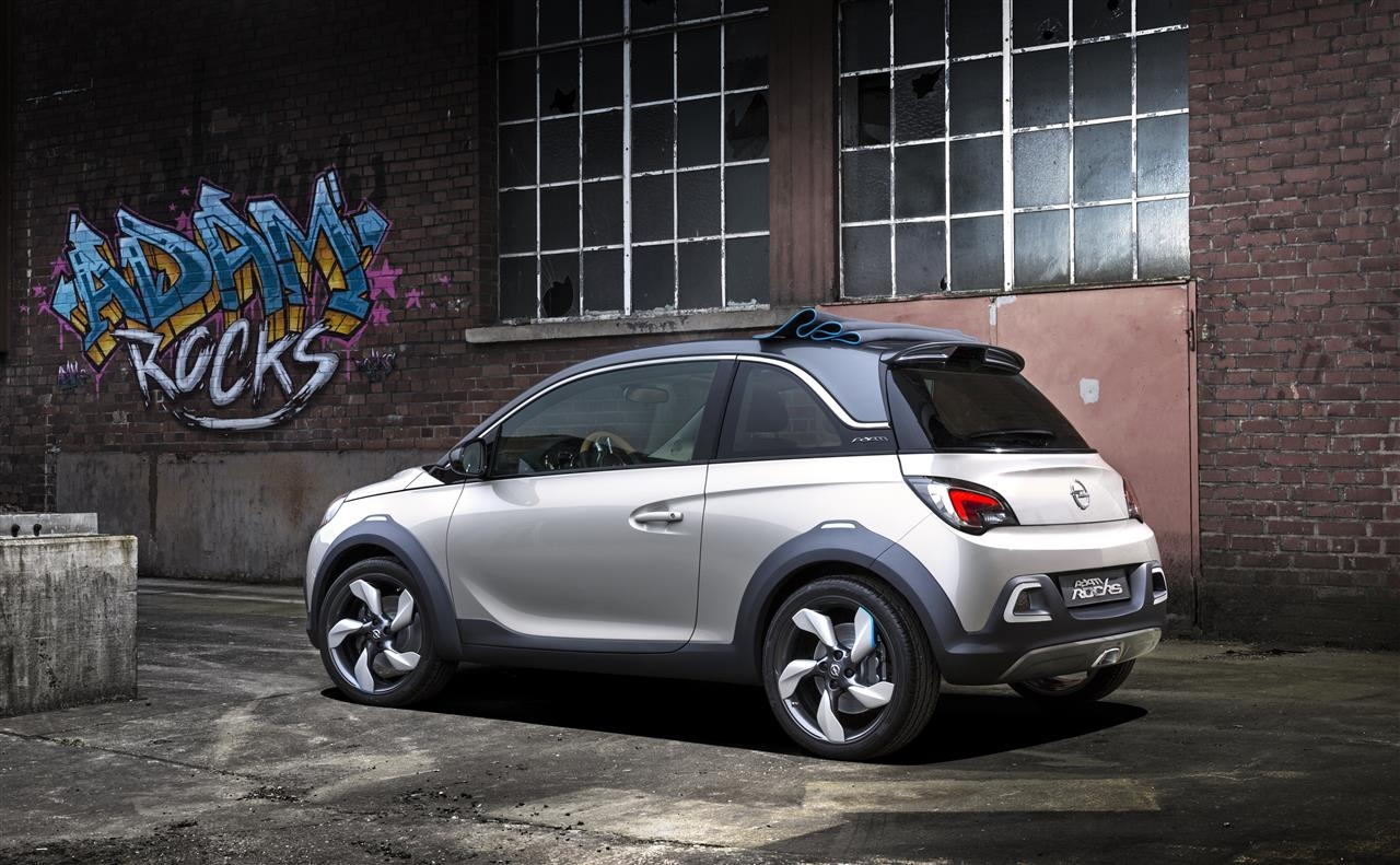 foto opel adam rocks concept opel adam rocks concept 015. Black Bedroom Furniture Sets. Home Design Ideas