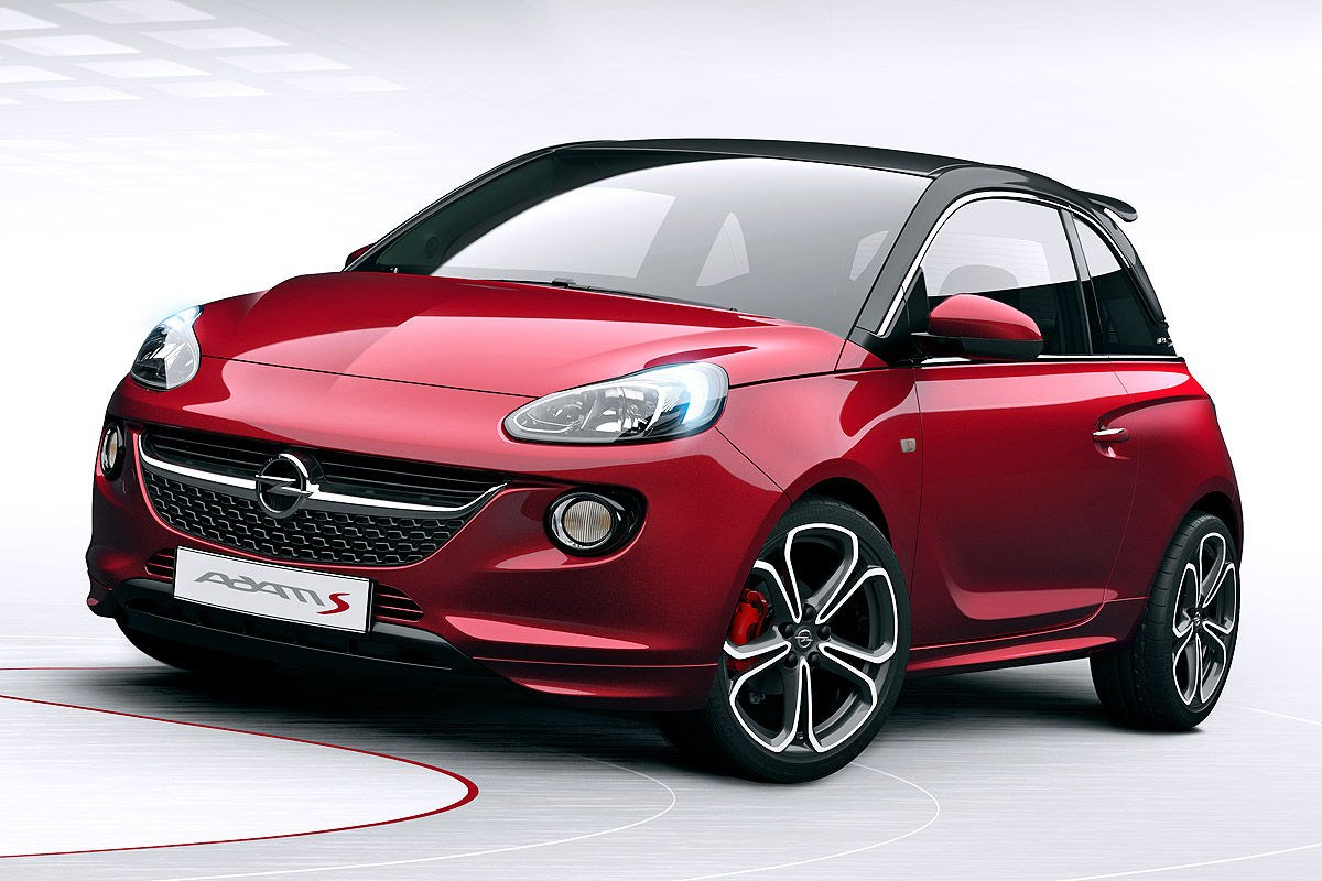 foto opel adam s opel adam s 02. Black Bedroom Furniture Sets. Home Design Ideas