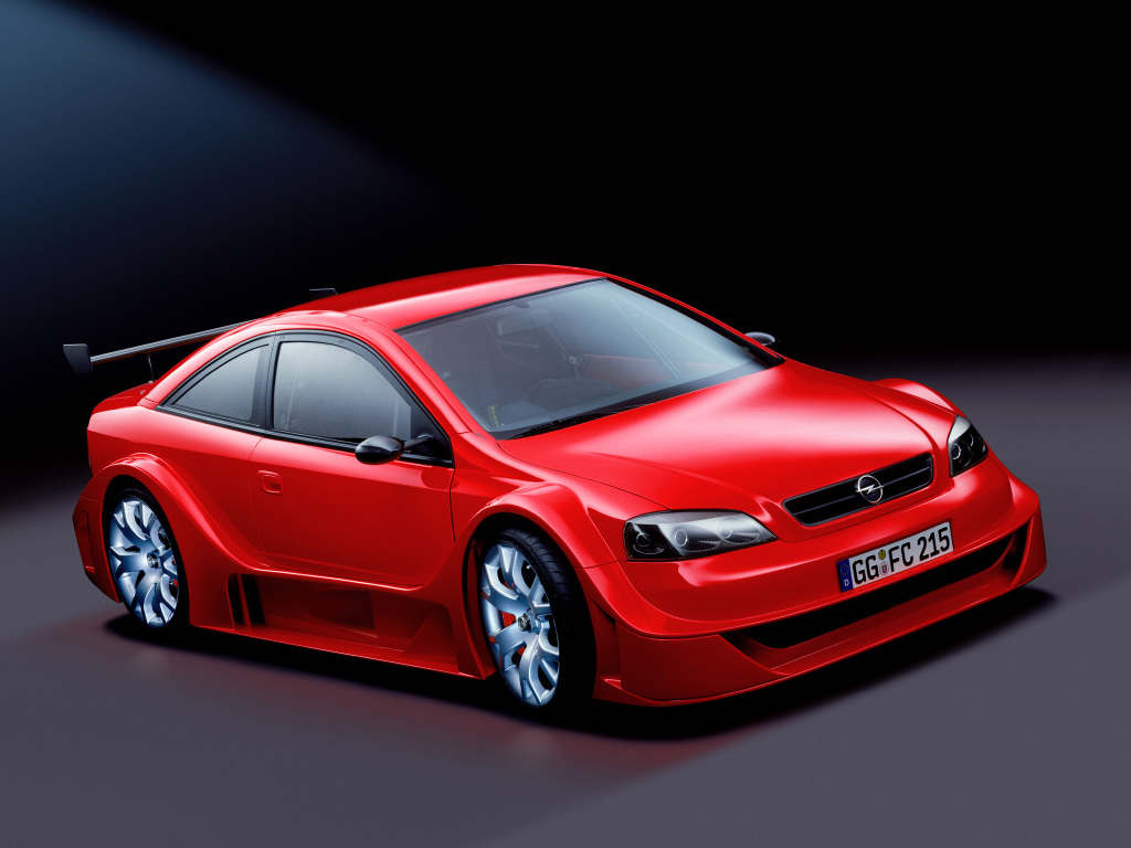 Gallery opel astra opc x treme